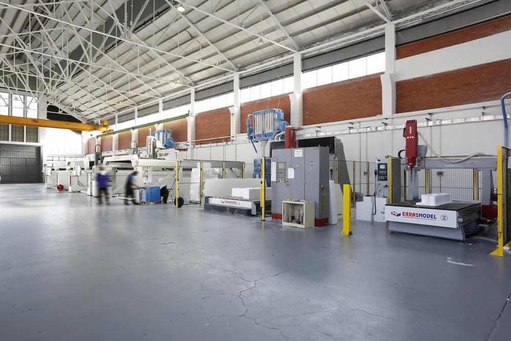 Control de calidad en la fabricación de modelos de poliestireno