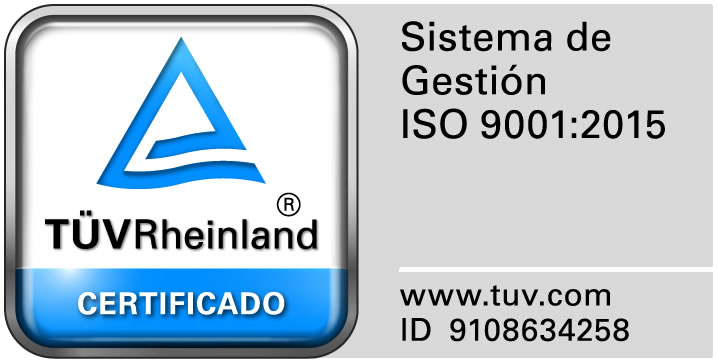 Errasmodel has control systems technology and the ISO 9001 certificate