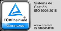 Errasmodel cuenta con tecnología en sistemas de control y el certificado ISO 9001